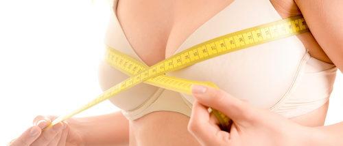 Cómo calcular tu talla de sujetador
