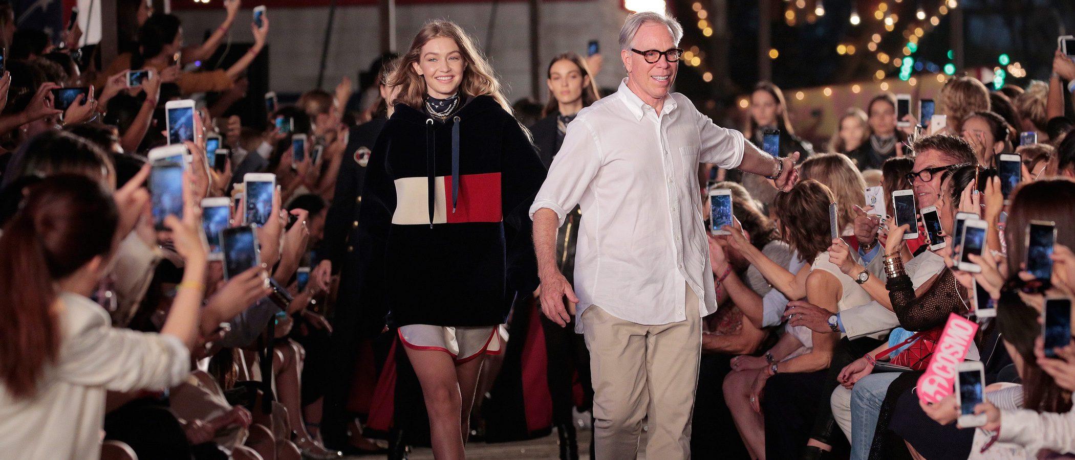 Gigi Hadid vuelve a diseñar para Tommy Hilfiger en primavera/verano 2017 con ayuda del público
