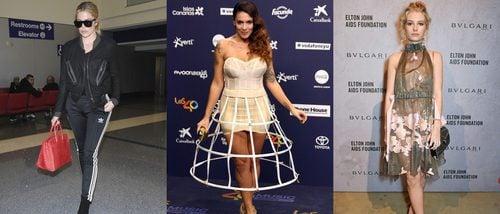 Lottie Moss, Lorena Castell y Khloe Kardashian: las peor vestidas de la semana