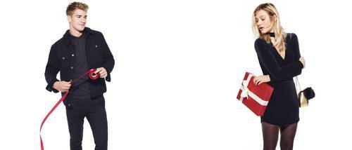 Terciopelo y azul navy llenan Primark de prendas festivas para Navidad 2016