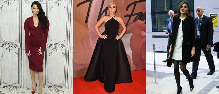 Adriana Lima, la Reina Letizia y Lady Gaga se alzan como las mejor vestidas de la semana
