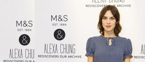 Alexa Chung, 5 hitos que le han alzado como una 'it girl'