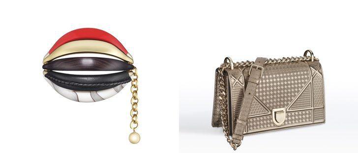 Dior selecciona los mejores accesorios de sus colecciones para Navidad 2016