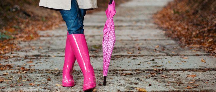 Cómo vestirse si llueve