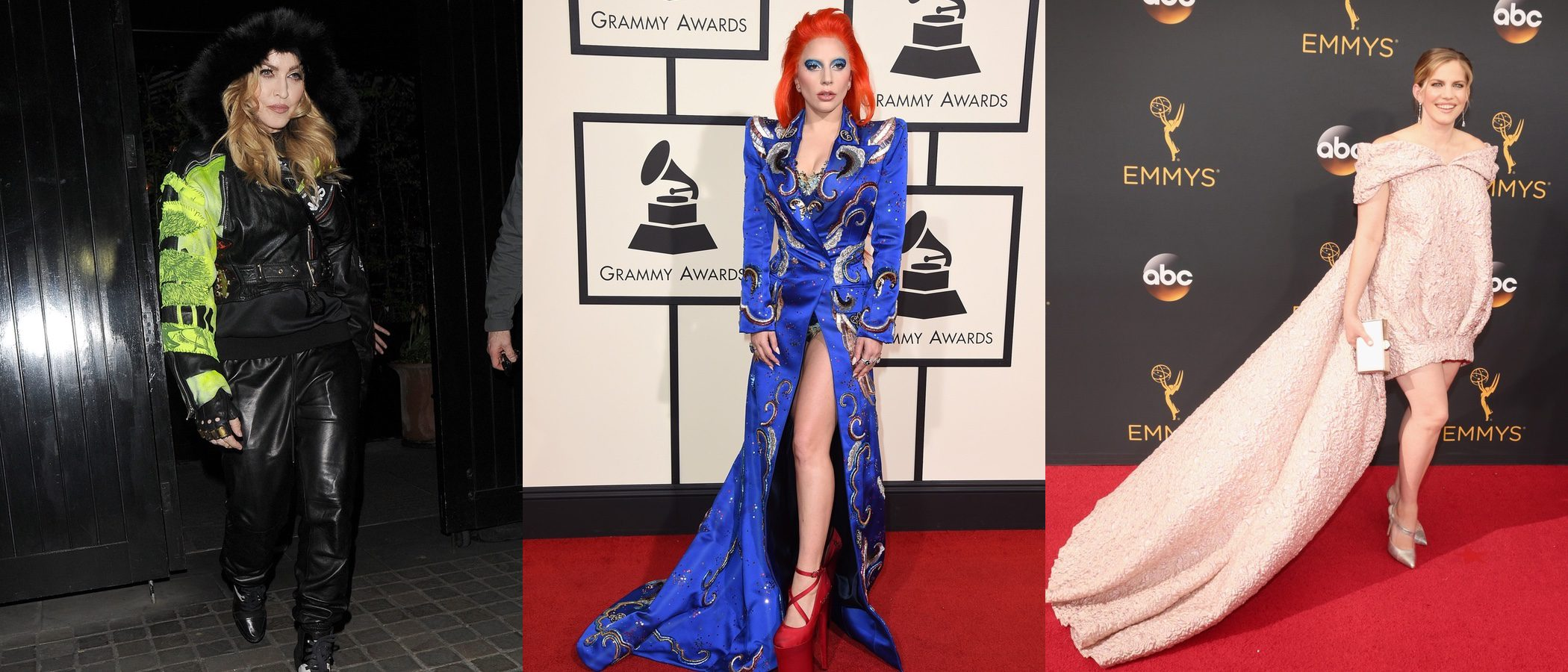 Las 12 peor vestidas de 2016: De Kim Kardashian a Ariel Winter pasando por Rihanna