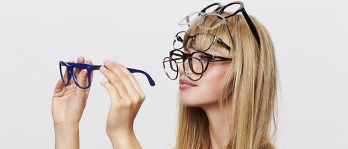 af4108c4f9 Gafas de pasta: ¿para qué tipos de cara? - Bekia Moda
