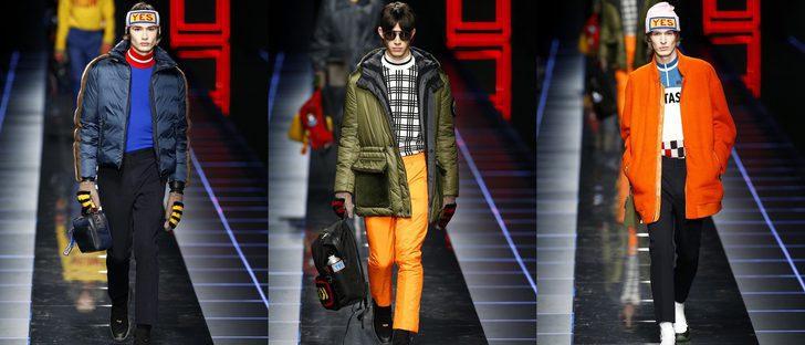 La Milán Fashion Week vibra a todo color con el otoño/invierno 2017/2018 de Fendi