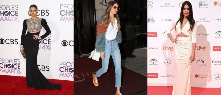 Adriana Ugarte, Gigi Hadid y Jennifer Lopez, entre las mejor vestidas de la semana