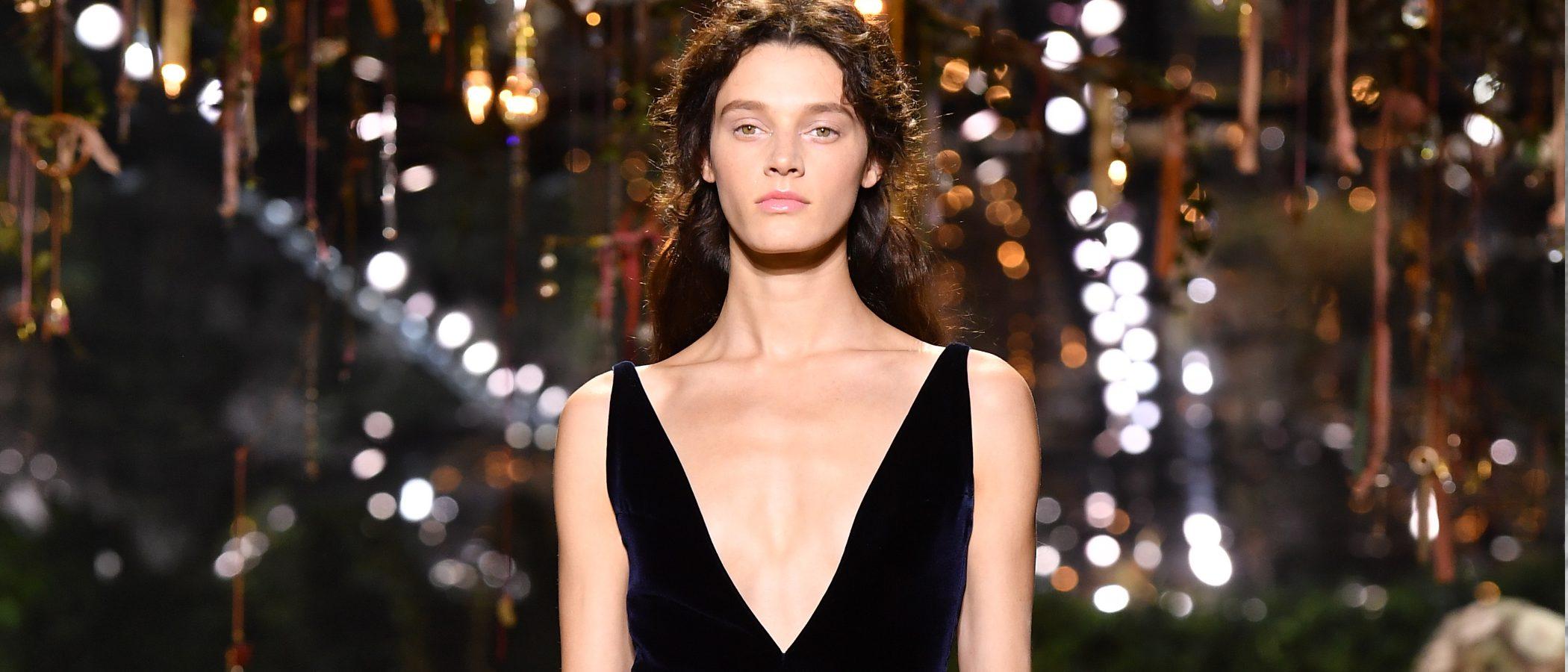 Maria Grazia regala una colección mágica y mitológica a la Alta Costura de Dior 2017