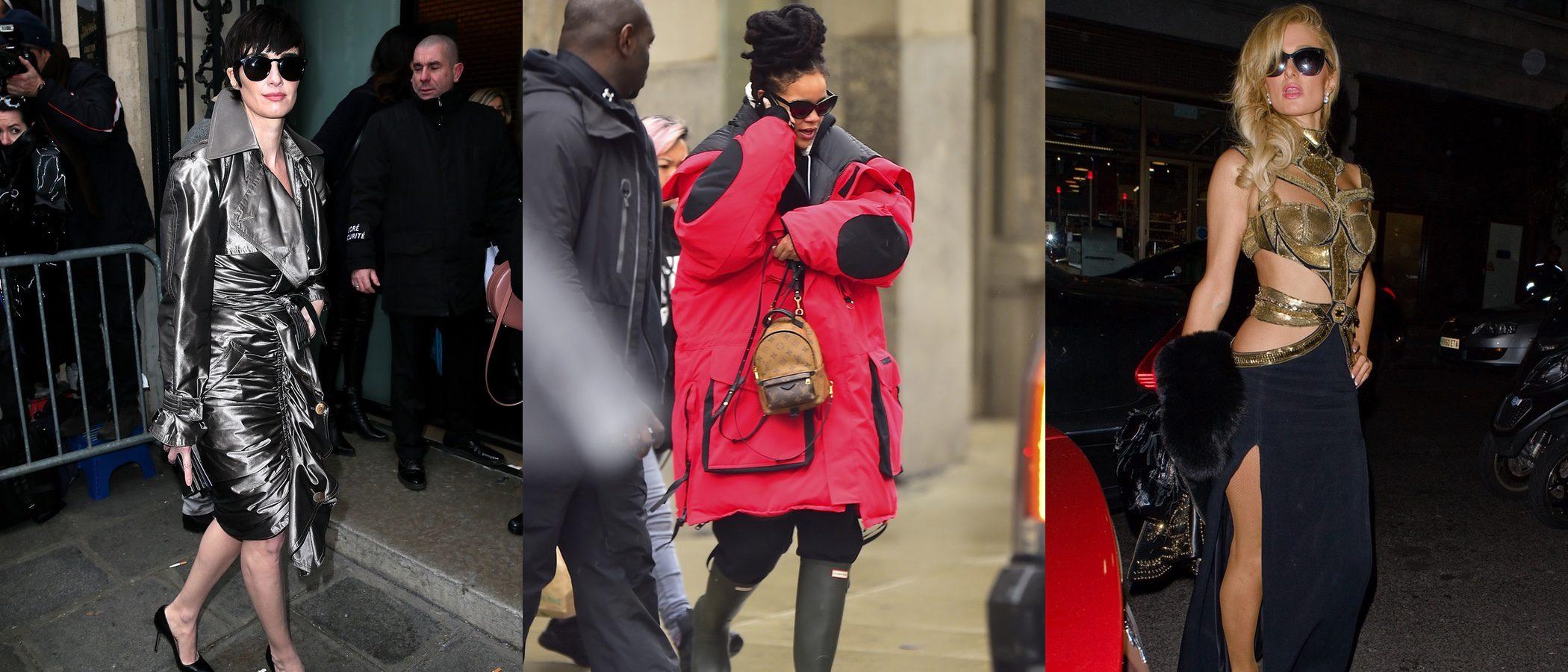 Rihanna, Paz Vega y Paris Hilton, entre las peor vestidas de la semana