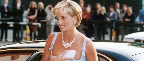 Se pone en venta 'El lago de los cisnes' de la Princesa Diana, uno de los collares más icónicos de la historia