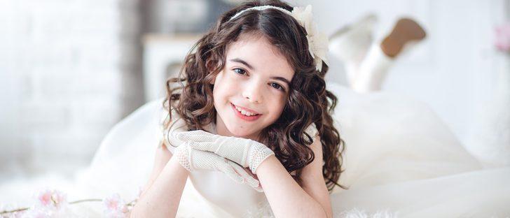 Mi hija no quiere ponerse un vestido de Comunión, ¿qué alternativa hay?
