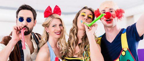 5 disfraces prohibidos para Carnaval