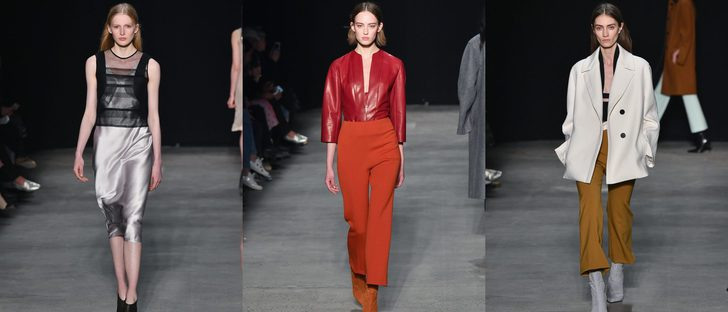 Narciso Rodriguez apuesta por la sencillez y la elegancia en la New York Fashion Week