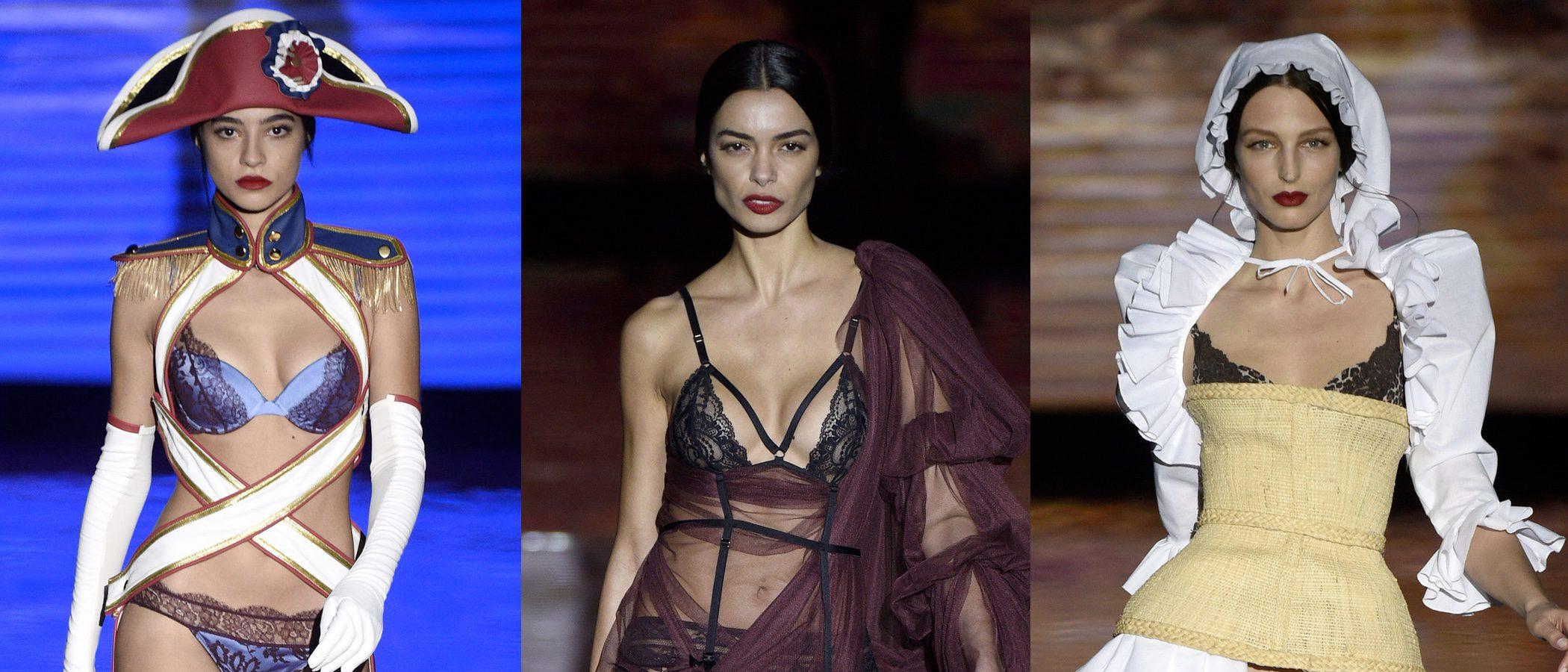 La revolución lencera llega a Madrid Fashion Week con Andrés Sardá