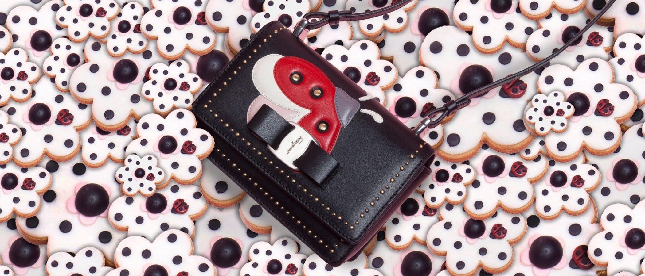Salvatore Ferragamo añade nuevos diseños a su colección Mini para invierno 2017