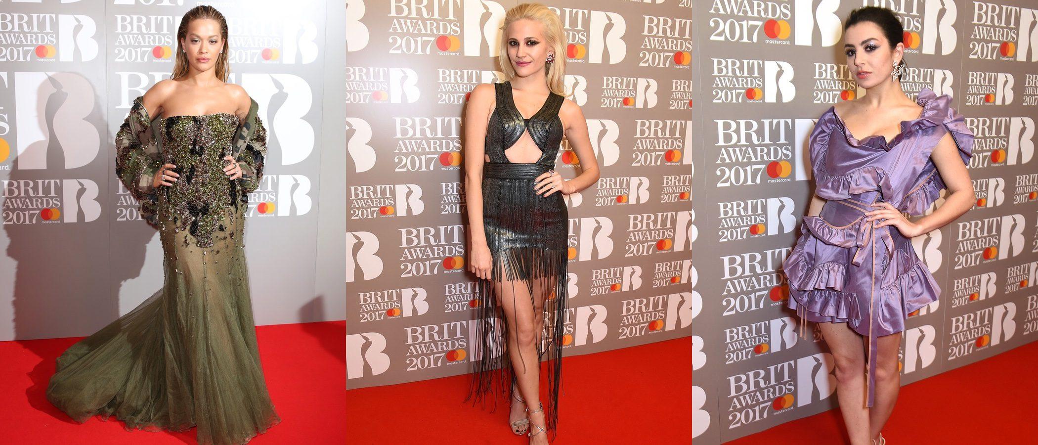 De Rita Ora a Pixie Lott: ellas han sido las mejor y peor vestidas de los BRIT Awards 2017