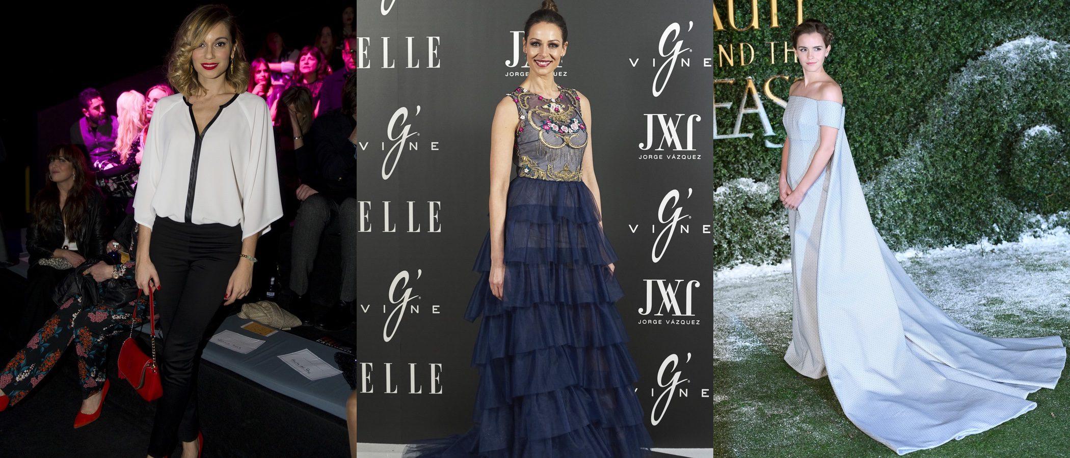Eva González, Emma Watson y Norma Ruíz, entre las mejor vestidas de la semana