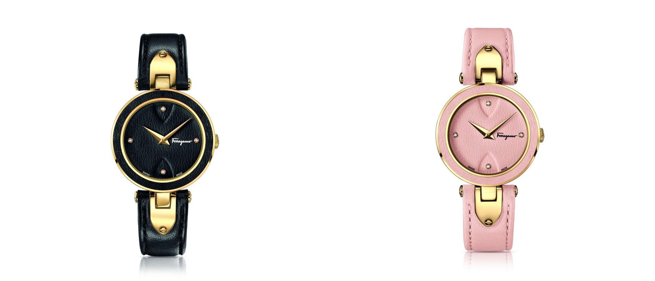 Salvatore Ferragamo presenta su nueva línea de relojes 'Gilio'