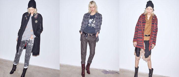 Pinko presenta P_Jean, una nueva línea de ropa desenfadada y urbana para primavera/verano 2017