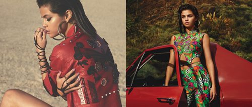 Selena Gomez protagoniza su primera portada para Vogue USA