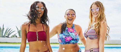 Target dice adiós al photoshop en su campaña de trajes de baño para primavera/verano 2017