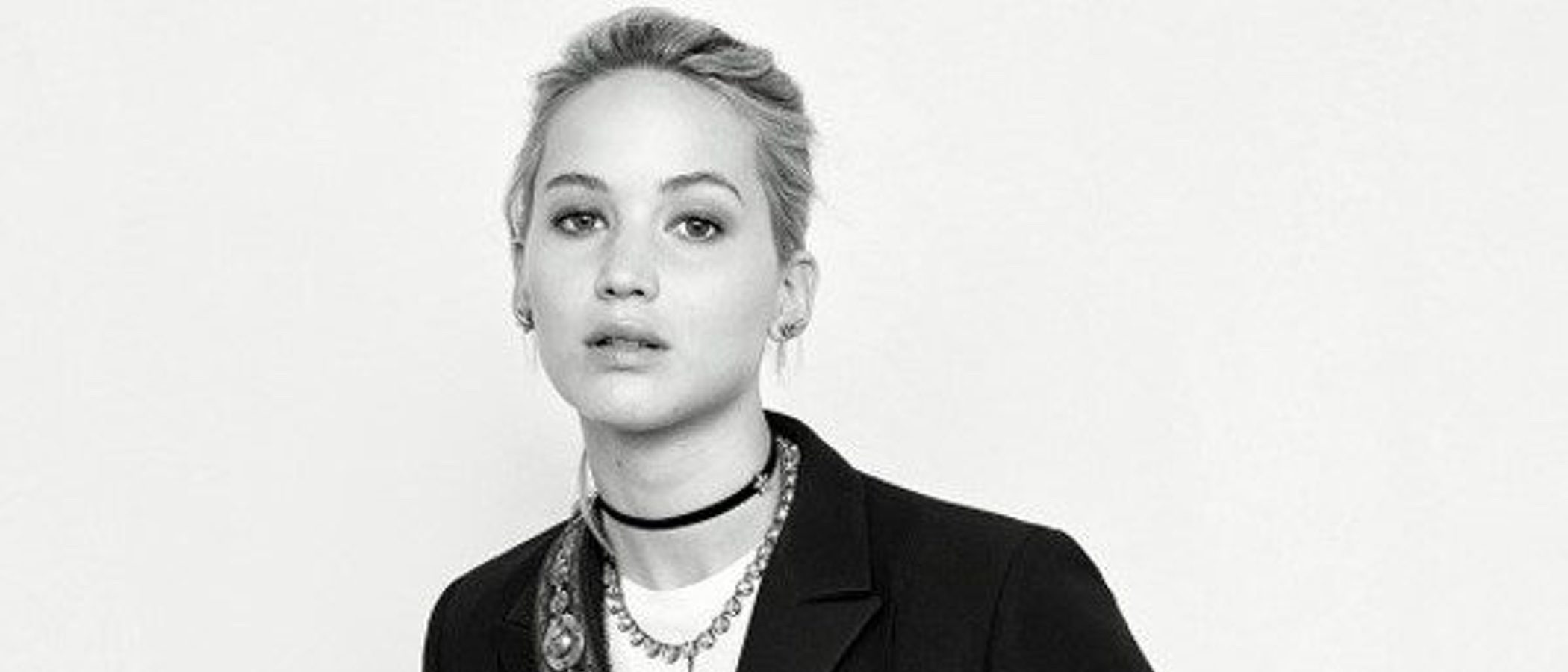 Jennifer Lawrence vuelve a ser protagonista de Dior en primavera/verano 2017