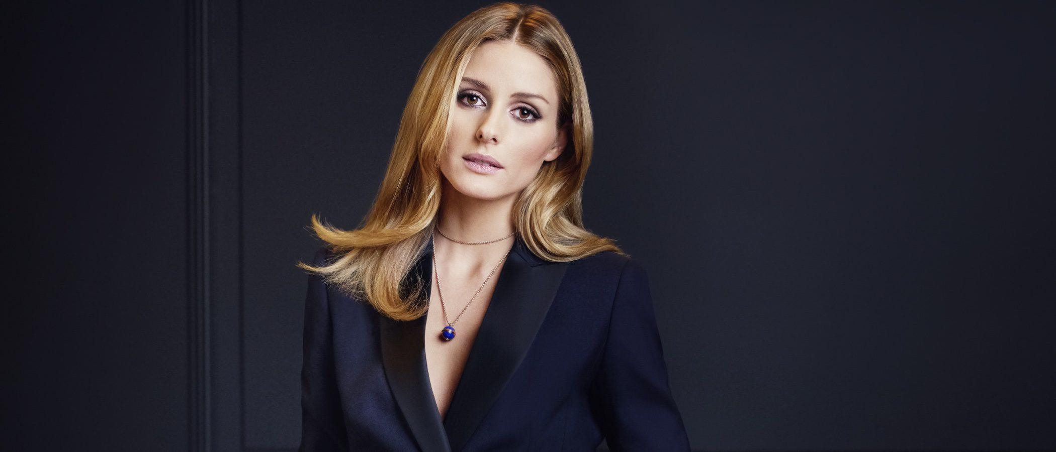 Olivia Palermo vuelve a ser la protagonista de Piaget con su nueva y colorida colección