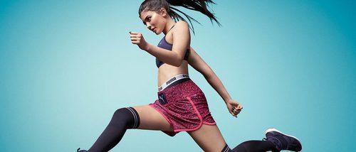 Puma presenta las nuevas 'Fierce Strap' con Kylie Jenner, su embajadora global