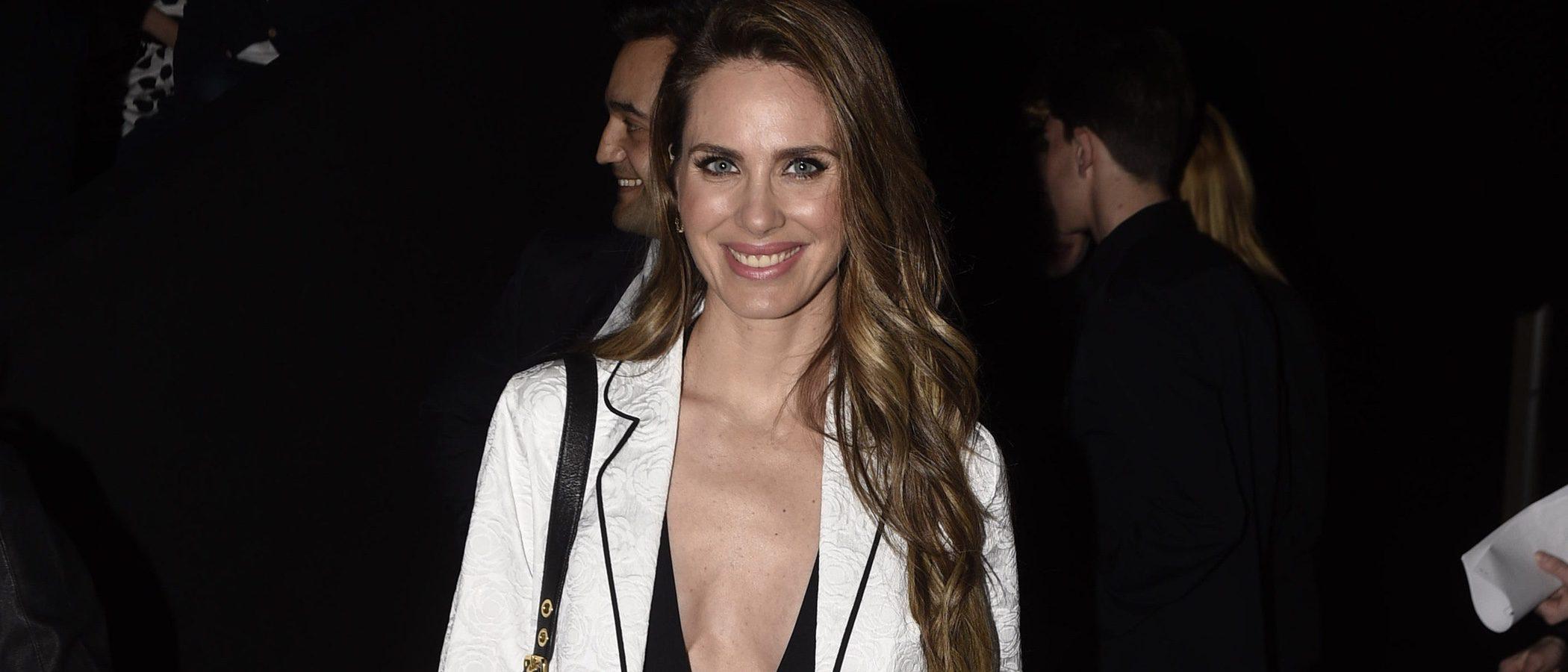 Vanesa Romero, premiada con el galardón a la 'Mejor Calzada de España 2016'