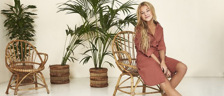 La influencer Andrea Belver se convierte en la nueva imagen de las zapatillas Superga