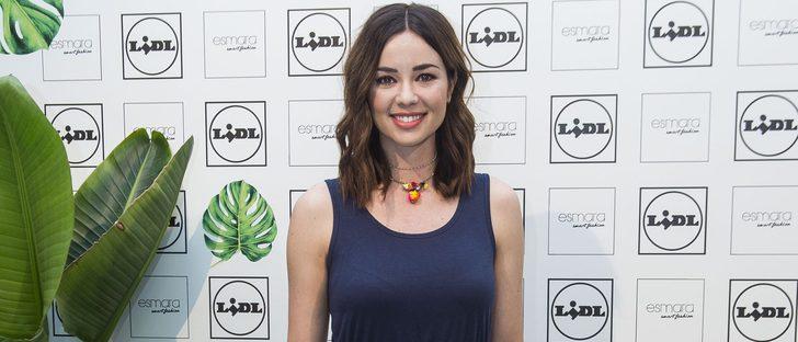 Dafne Fernández, imagen de la colección primavera/verano 2017 de Esmara by Lidl