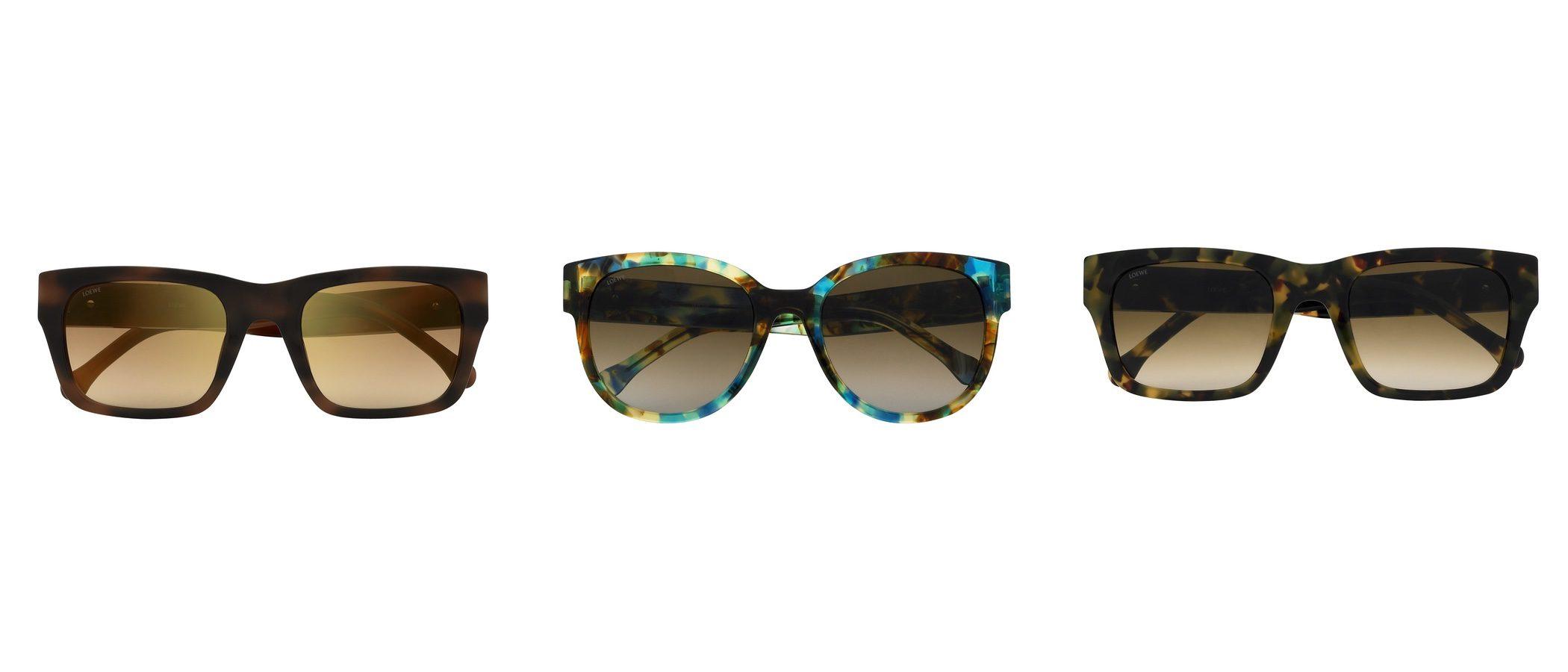El estilo minimalista se apodera de Loewe en su colección de gafas de sol sofisticadas
