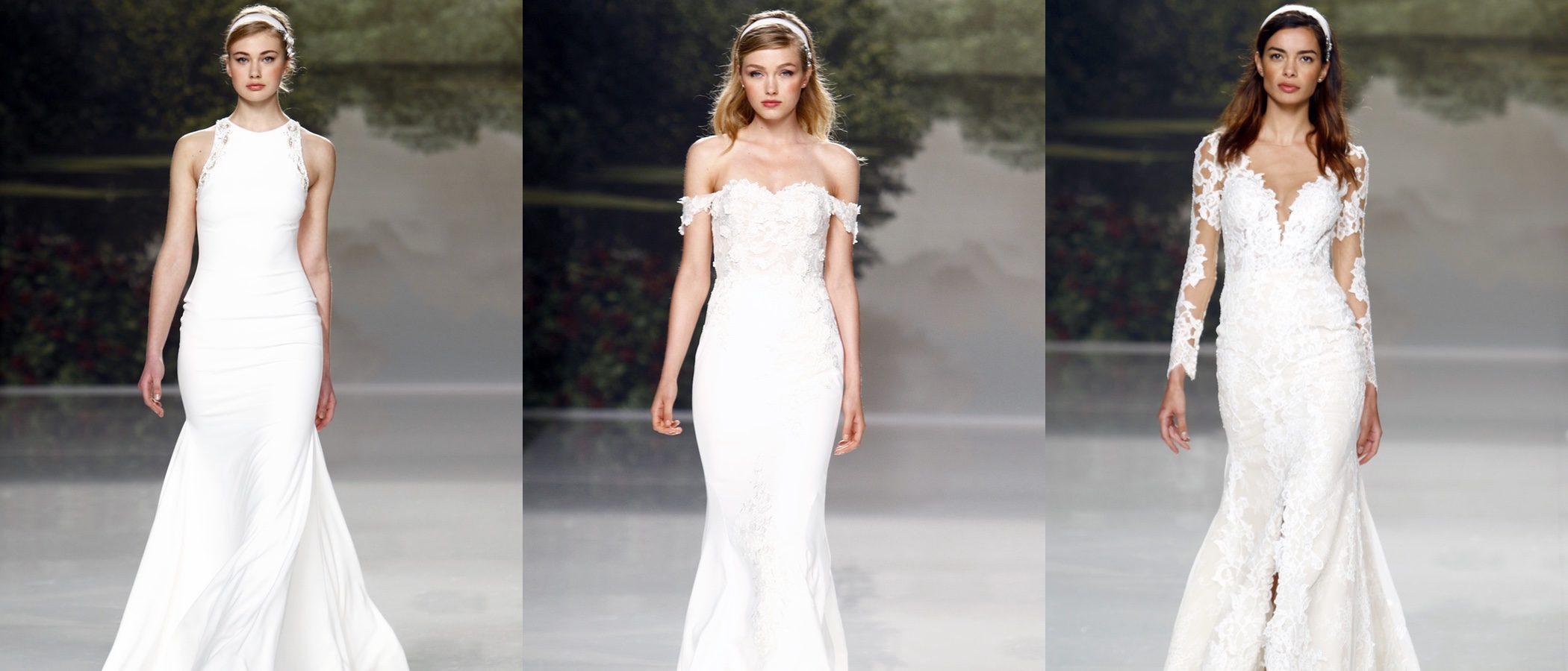 St. Patrick propone un estilo moderno y romántico para su colección nupcial en la Barcelona Bridal Week
