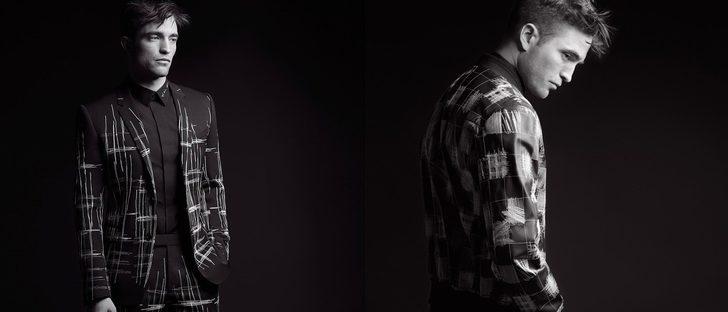 Robert Pattinson regresa a Dior Homme en su campaña para otoño 2017