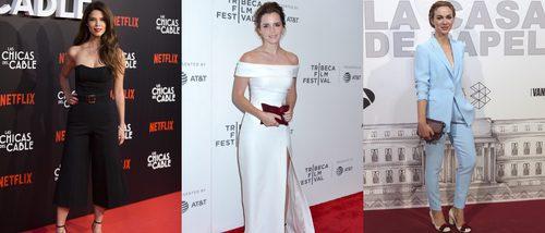 Juana Acosta, Emma Watson y Marta Hazas, entre las mejor vestidas de la semana