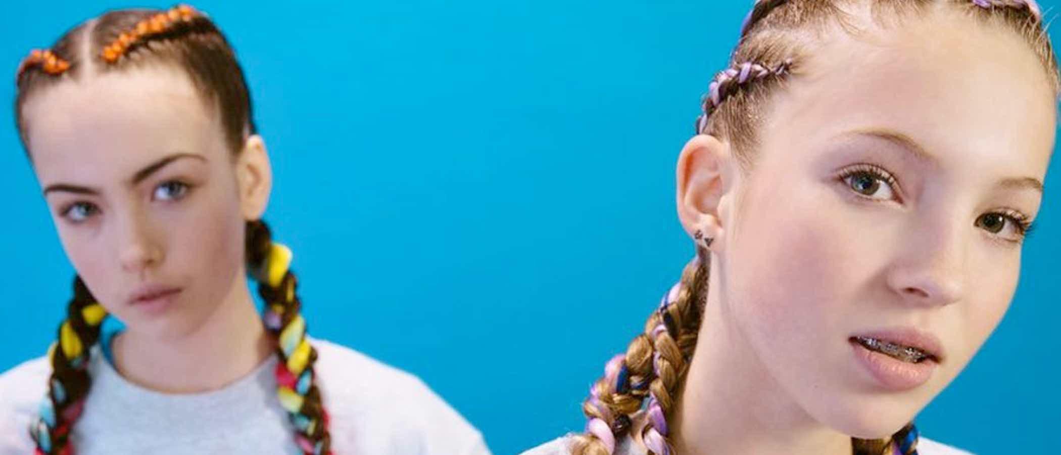 Lila Grace Moss sigue los pasos de su madre Kate Moss y protagoniza su primera campaña