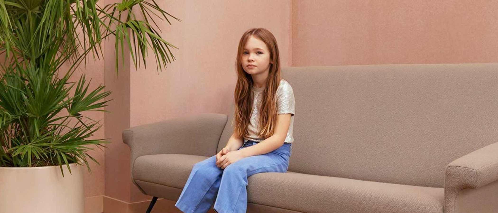 UGG se inspira en el atardecer para su colección infantil primavera/verano 2017