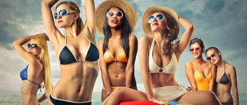 Los bikinis que se convertirán en tendencia este verano 2017