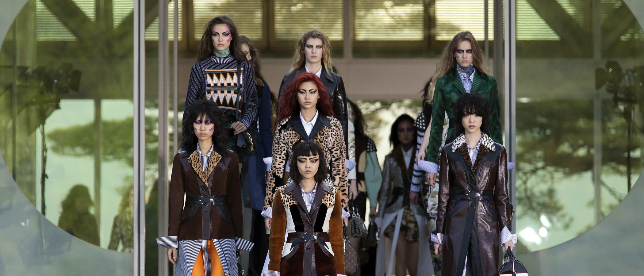 Louis Vuitton se inspira en el arte del Samurái para su colección Crucero 2018