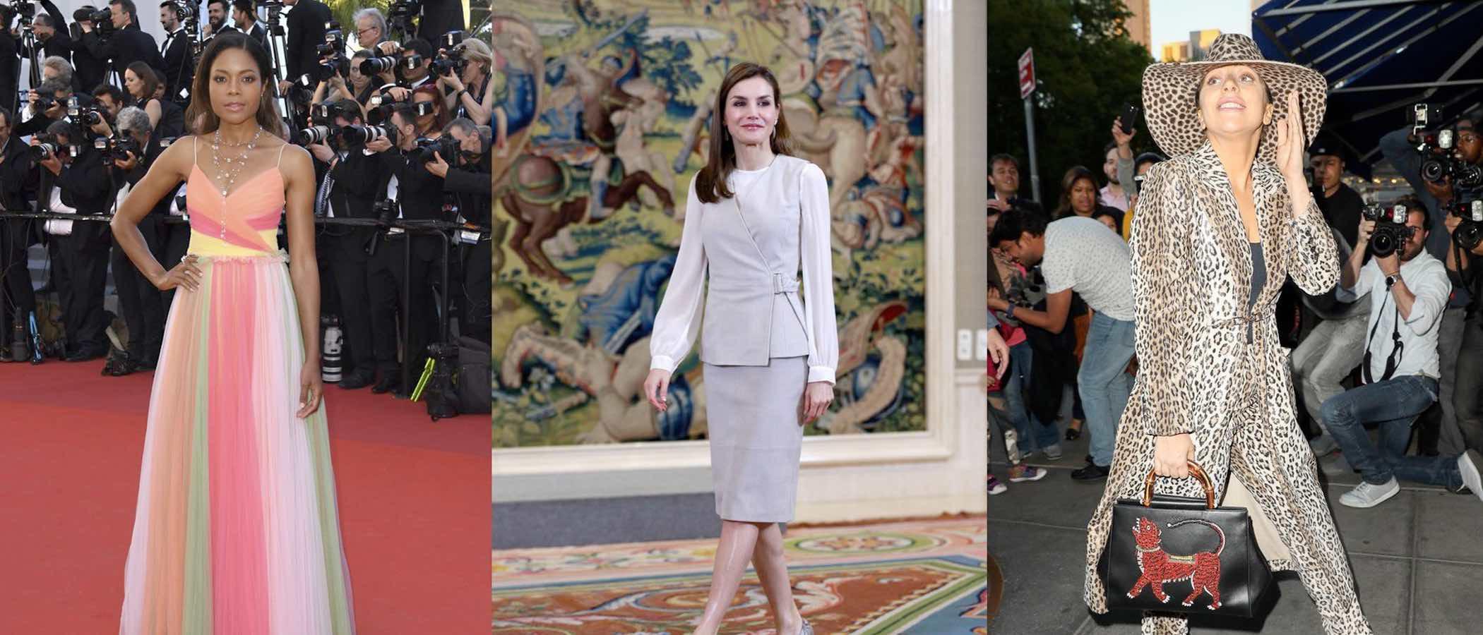 La Reina Letizia y Lady Gaga, entre las peor vestidas de la semana