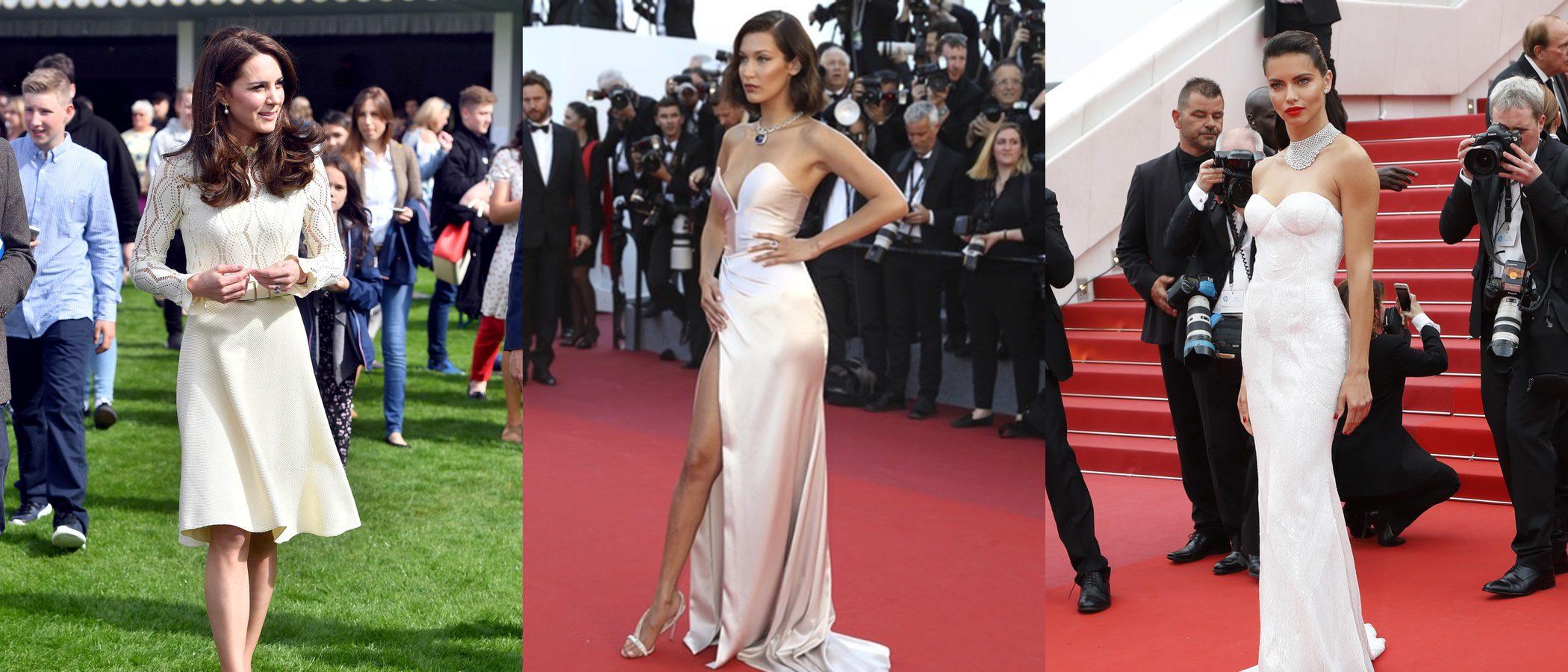 Kate Middleton y Bella Hadid, entre las mejor vestidas de la semana