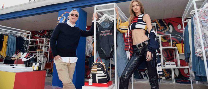 Gigi Hadid continurá siendo una Tommy Hilfiger Girl dos temporadas más