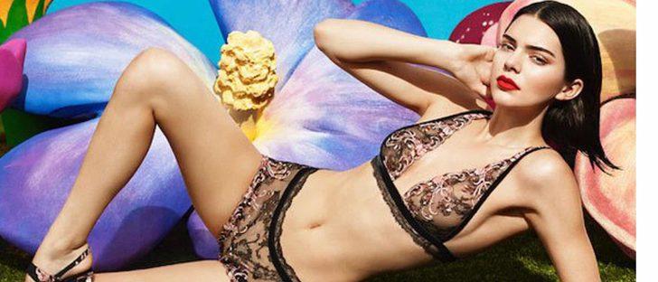 Kendall Jenner, en el mundo de 'El Mago de Oz' para la nueva colección de La Perla