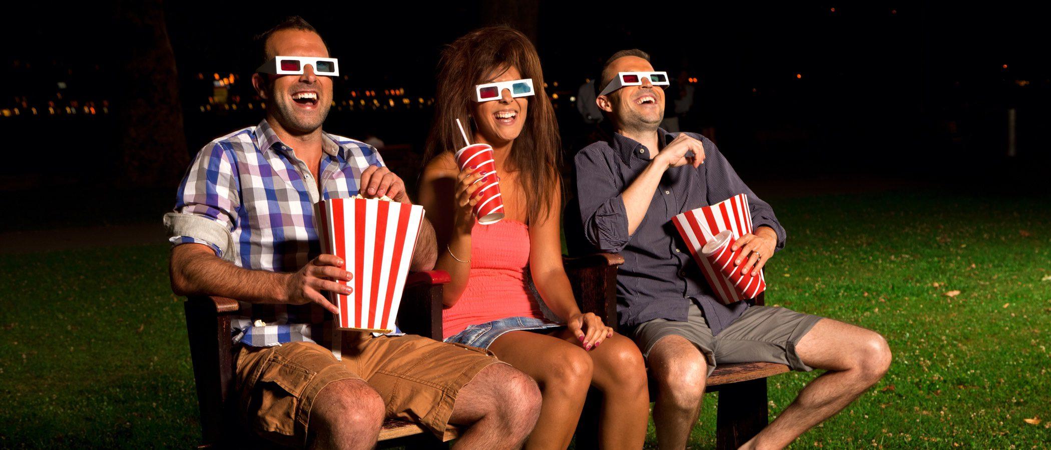 Cómo vestirse para ir a un cine de verano