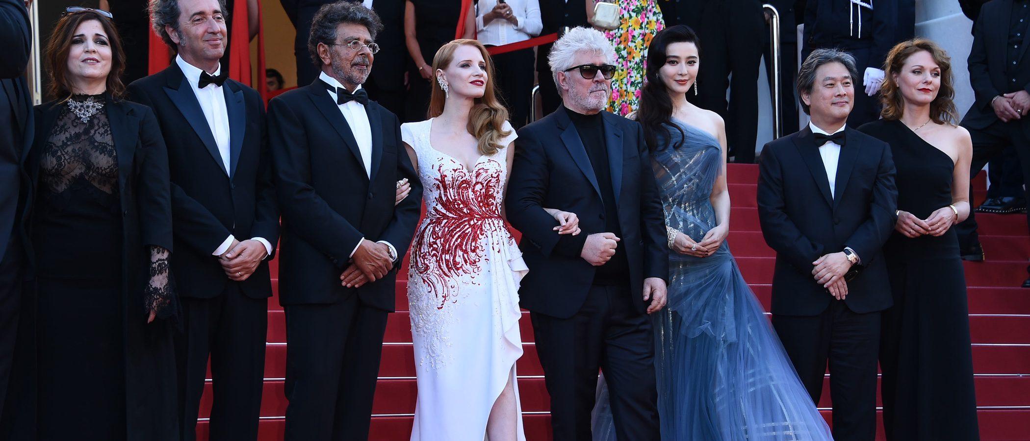 Los mejores y peores looks de la ceremonia de clausura de Cannes 2017