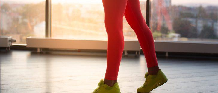 Leggings: cuándo sí y cuándo no