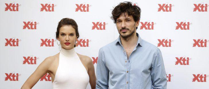 Andrés Velencoso y Alessandra Ambrosio protagonizan la campaña de Xti para verano 2017