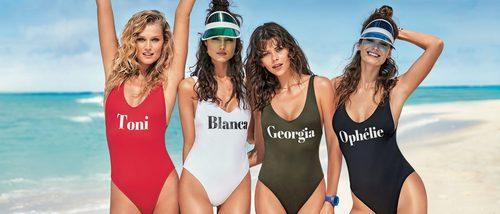 Este verano 2017 personaliza tu bañador con Calzedonia