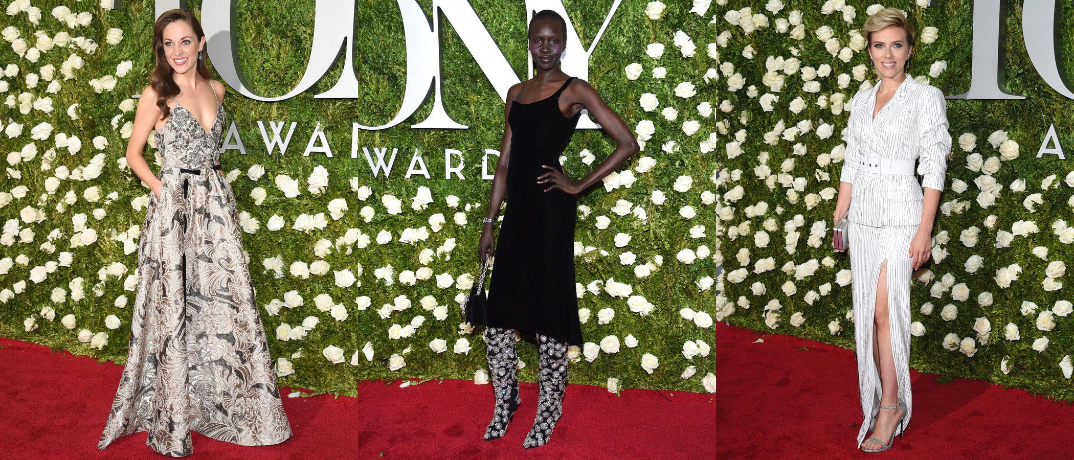 Tony Awards 2017: Los mejores y peores looks de la alfombra roja